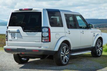 2016 Land Rover