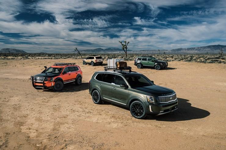 Kia mostró el Telluride, nuevo SUV grande de lujo para dar pelea en productivo segmento