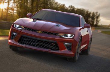 2016 Chevrolet
